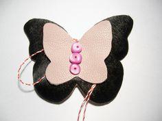 Martisor Fluture Piele (15 LEI la Quadrille.ro.breslo.ro) Jewelry, Jewlery, Jewerly, Schmuck, Jewels, Jewelery, Fine Jewelry, Jewel, Jewelry Accessories