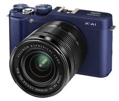 Special Offers - Fujifilm X-A1 Kit 16-50mm (Indigo Blue) - In stock & Free Shipping. You can save more money! Check It (March 27 2016 at 12:47PM) >> http://wpcamera.net/fujifilm-x-a1-kit-16-50mm-indigo-blue/
