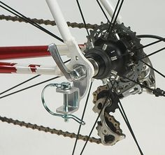 Accessory-bicycle trailer hitches new large