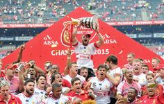 The Golden Lions annexed the 2015 Absa Currie Championship with a well-taken victory over last seasons champions Western Province. Rugby, Victorious, National Parks, Hiking, Sports, Life, Walks, Hs Sports, Sport