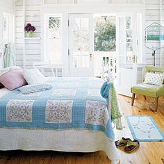Coastal Colors: Seaglass | Just Right White | CoastalLiving.com