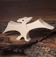 Pteranodon wooden dinosaur toys