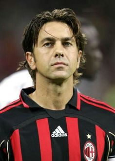 "Alessandro ""Billy"" COSTACURTA; 1986–2007 AC MILAN, 1986–87 loan Monza ITA"