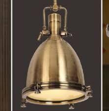 Image result for antique brass pendant lights