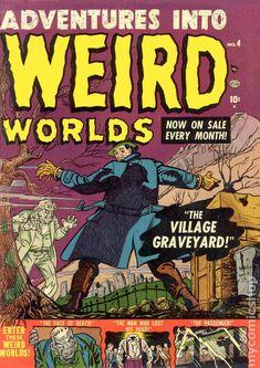 Adventures into Weird Words