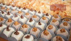 Os docinhos maravilhosos de churros e nutella da nossa parceira Doces e Fitas! Água na boca!
