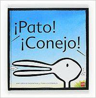 Libro Pato Conejito -- Recomedadísimo!