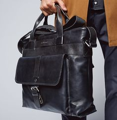 """FashionBeans on Instagram  """"The biggest men s bag trends for autumn winter  2017. Link in bio.  style  menswear  bag  accessories"""" 7a397ad406d34"""