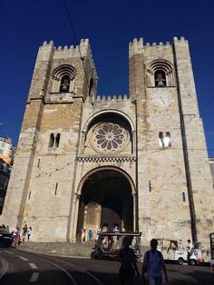 Cathédrale Sé, Lisboa, Portugal