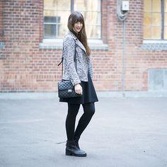 Forever 21 Bag, Esprit Boots