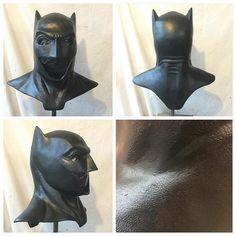 Finally got the DOJ bat cowl molded and made up a casting #jpfx #jesterfx #doj #dojbatman #batman #batsuit #batsuits #batsuitup #cowl #cosplay #cosplayer #cosplayers #costume #costumer #costumes #costumedesign #costumedesigner #urethane #urethanemask #urethainpaint #urethanepainting #smoothon by jesterfx