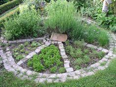 Kräutergärten kreativ gestalten