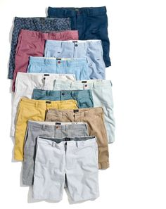 Shop the 9 short in garment-dyed cotton at J.Crew and see the entire selection of Men's Shorts. Denim Shorts Outfit, Men Shorts, Chino Shorts, Suit Fashion, Mens Fashion, Clothing Photography, J Crew Men, Short Outfits, Cotton Shorts