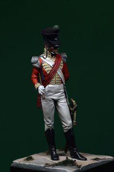 Ufficiale della fanteria inglese
