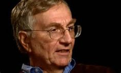 seymour hersh, pulitzer-winning reporter who reports on US war crimes. needless to say, he can't get a job at a US newspaper.