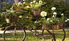 Dekorace a praktické nápady do vaší zahrady