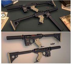 arma de calibre 22