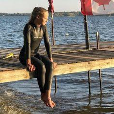 Scuba Gear, Womens Wetsuit, Snorkeling, Scuba Diving, Surfing, Leather Pants, Swimming, Nice, Girls