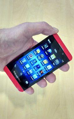 Here's The Video BlackBerry Z10 - http://www.bbiphones.com/bbiphone/heres-video-blackberry-z10