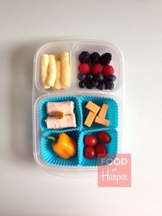 Quick and easy school lunchbox ideas | packed with Easy Lunch Boxes