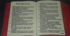 Resultado de imagem para salmo 91 letra