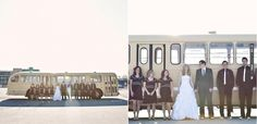 vintage bus! | CHECK OUT MORE IDEAS AT WEDDINGPINS.NET | #weddings #weddinginspiration #inspirational