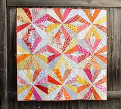 crazy star quilt - do good stitches wish circle may quilt   Flickr