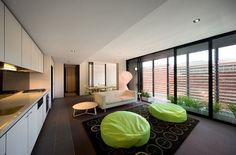 Hue Apartments by Jackson Clements Burrows    DesignRulz.com