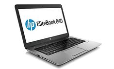 HP EliteBook 840 Notebook PC - Intel Core i5-4300U 1.9GHz 8GB 500GB Webcam Windows 10 Professional (Certified Refurbished) - Everyday computing just got easier with the HP Elitebook 840 Notebook PC. Enjoy true reliability on the road or at home with a simple, yet powerful value-packed Notebook that gets the job done. Fully loaded with a Intel Core i5-4300U 1.9GHz Processor and 8GB DDR3 Memory, the HP Elitebook 840 Note...