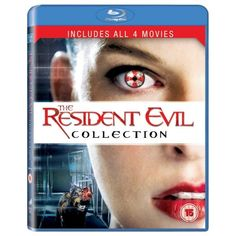 http://ift.tt/2dNUwca | Resident Evil Collection 1-4 Blu-ray | #Movies #film #trailers #blu-ray #dvd #tv #Comedy #Action #Adventure #Classics online movies watch movies  tv shows Science Fiction Kids & Family Mystery Thrillers #Romance film review movie reviews movies reviews