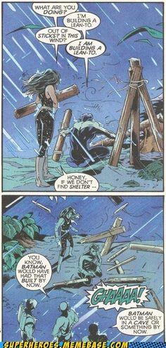 Poor Nightwing