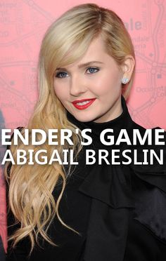 Abigail Breslin shared how she spent Halloween and details on her new movie Ender's Game with Kelly and Michael.