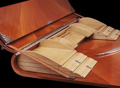 Beautiful Sculpted Writing Desk Scrub Oak This Is