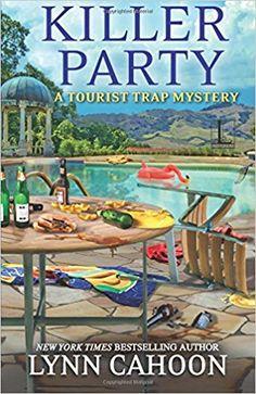 Killer Party: Lynn Cahoon: 9781601836366: Amazon.com: Books