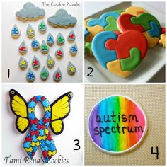 The Cookie Puzzle: Blogging for Autism Awareness Wrap-up