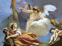 Giovanni Battista Tiepolo Bilder und Gemälde als handgemalte Ölgemälde-Replikation. Entdecken Sie jetz die Meisterwerke des Alten Meisters!