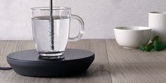Calling Miito a kettle is a little misleading, but it's an intriguing alternative to heating small volumes of liquid.