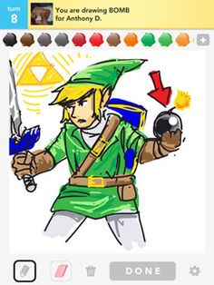 Drawsomething - draw like a pro