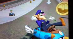 The Best Luigi Death Stare Videos Mario kart tour hack is now available for android & ios. Generate unlimited rubies with this awesome cheat , Mario Kart tour Super Mario And Luigi, Super Mario Brothers, Video Games Funny, Funny Games, Pokemon, Mario Kart Games, Sweet Games, Mario Memes, Nintendo Characters