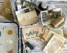 Reflections Paint Your Story and Art Journaling Online Course