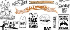 Halloween Sayings For Scrapbooking