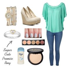"""Meet the Parents Outfit"" by xbowsandwoahsx ❤ liked on Polyvore"