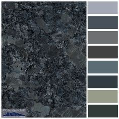 35 New Ideas for bathroom grey granite cabinet colors Painted Kitchen Island, Painting Kitchen Cabinets White, Kitchen Paint Colors, Grey Granite Countertops, Granite Kitchen, Kitchen Counters, Diy Vanity Mirror, Hickory Kitchen, Beach Theme Bathroom