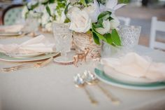 Vintage Savannah Wedding Inspiration by Ivory & Beau - Lone Pine Photography - Ever Thine Vintage