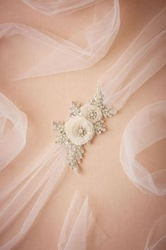 Discover BHLDN's collection of beautiful belts and sashes. Add a little sparkle with a beaded dress sash, embellished with crystals. Diy Wedding Dress, Wedding Dress Sash, Wedding Belts, Bridal Belts, Bhldn Wedding, Hair Wedding, Diy Dress, Tulle Headband, Lace Headbands