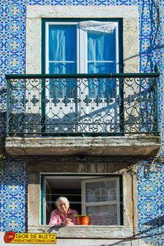 Lisbona - Alfama.