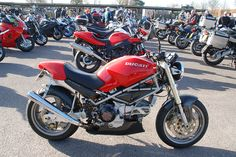 ducati m900 | Ducati Monster M900 | Flickr - Photo Sharing!