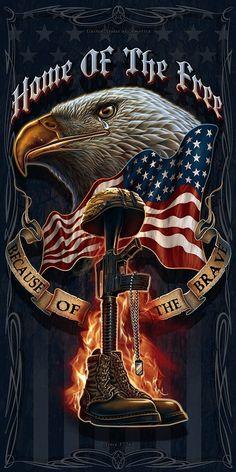 Patriotic Pictures, Eagle Pictures, American Flag Eagle, American Pride, American Flag Images, American Flag Wallpaper, Patriotic Wallpaper, Gadsden Flag, Beach Bath