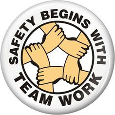 Safety Begins With team Work Hard Hat Decal Hardhat Sticker Helmet Label Workplace Safety Tips, Office Safety, Safety At Work, Safety Meeting, Lab Safety, Kids Safety, Water Safety, Food Safety, Safety Quotes