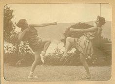 Anonymous, Photo Album with Cesarina Gualino and Bella Hutter, Torino-Cereseto-Sestri Levante, 1922-1924